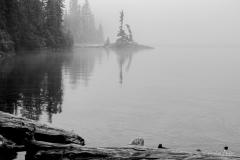 An Island in the Mist